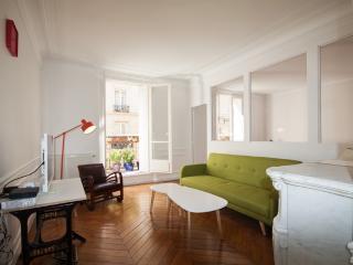 Sublime 4 pièces - Parc Monceau - Paris vacation rentals