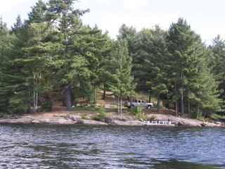 Romantic luxury adult only lakeside cottage - Haliburton vacation rentals