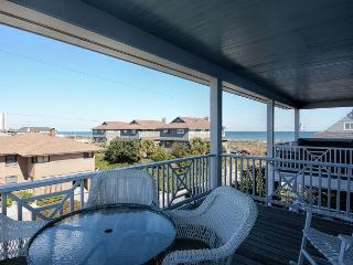 Knot for Sail -  Enjoy a relaxing vacation at this quiet ocean view duplex - Wrightsville Beach vacation rentals