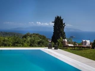 Kefalonia - Gv- Blue Villa with stunning seaviews & pool - Cephalonia vacation rentals