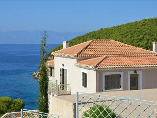Porto Heli  - Gv - Hideaway Retreat on amazing Sea_front with pool Villa B has 6_bedrooms - Kranidi vacation rentals
