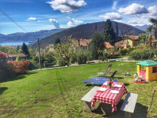 Nice Apartment in Vignone with Balcony, sleeps 8 - Vignone vacation rentals