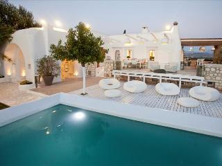 Naxos Archaion Kalos luxury villas - Irakleia vacation rentals