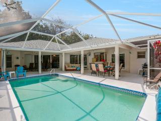 Villa Island Pearl Sanibel Island sleeps 6! Two Master suites! - Sanibel Island vacation rentals