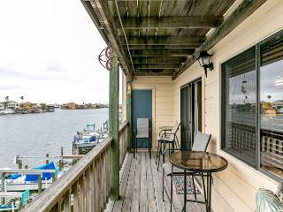 3BR Waterfront Condo on North Padre Island, Boat Slips Available! - Corpus Christi vacation rentals