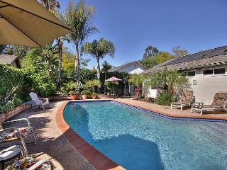 Goleta Bungalow with Pool – 5 Minutes from Beach – Sleeps 6 - Goleta vacation rentals