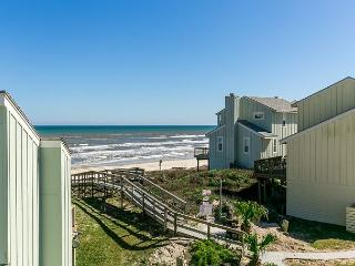 Oceanview Hideaway in Lost Colony – Steps to the Beach – Sleeps 8 - Port Aransas vacation rentals