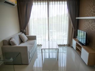 Cozy 1-bedroom apartment with pool view - Pattaya vacation rentals
