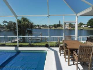 Villa Dolphin - Priceless View Pool-Home - Cape Coral vacation rentals