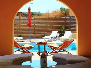 Gennadi private pool villa Lilium with ocean view - Gennadi vacation rentals