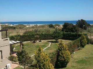Seascape villa outdoor Jacuzzi at  Traganou beach - Afandou vacation rentals