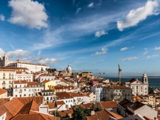 Alfama is in historic center - Lisbon vacation rentals