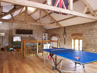 The Barns at Upper House - Old Byre & Granary, Sleeps 14-17 Hot Tub Dog friendly - Lyonshall vacation rentals