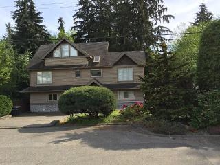 4 Bedroom 2.5 bathroom detached house - Vancouver vacation rentals