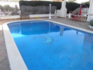GOLDEN VILLA - POOL AND BILLIARDS - Segur de Calafell vacation rentals