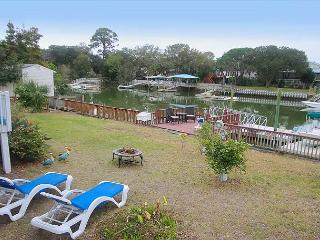 Tybee Island Waterfront Retreat with FREE parking & WiFi - Tybee Island vacation rentals