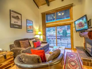 Cozy House with Shared Outdoor Pool and Television - Steamboat Springs vacation rentals
