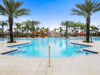 Luxury 11 Bed in Private Resort South Facing Pool - Orlando vacation rentals
