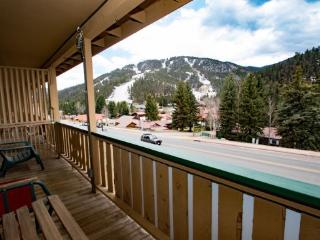 Ski View Condo #7 - Ski Views!, In Town, Private Balcony, WiFi, Common Areas, Picnic, Game Room, Laundry - Red River vacation rentals