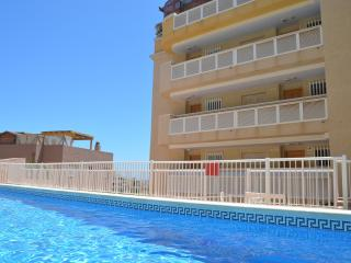 2 bedroom Apartment with A/C in Cabo de Palos - Cabo de Palos vacation rentals