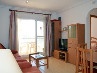 Romantic Condo with Washing Machine and Shared Outdoor Pool - La Manga del Mar Menor vacation rentals