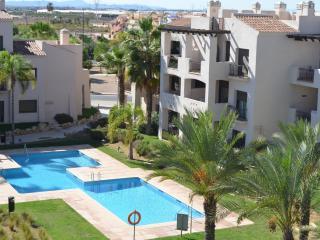 Cozy 2 bedroom San Javier Apartment with Dishwasher - San Javier vacation rentals
