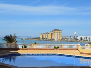 Nice Condo with A/C and Washing Machine - La Manga del Mar Menor vacation rentals