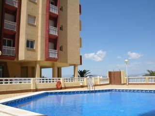 Bright 2 bedroom Vacation Rental in La Manga del Mar Menor - La Manga del Mar Menor vacation rentals