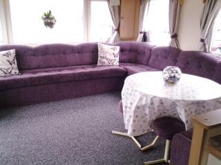4 bedroom Caravan For Hire on presthaven sands x - Prestatyn vacation rentals