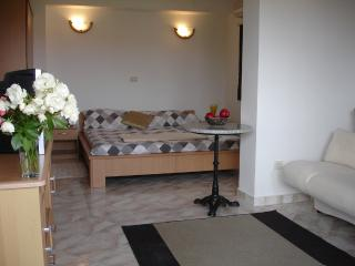 'Ocre Studio' Bright Studio apartment in Villa - Funtana vacation rentals