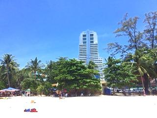Patong Towers stunning sea view 2 bedroom condo - Patong vacation rentals