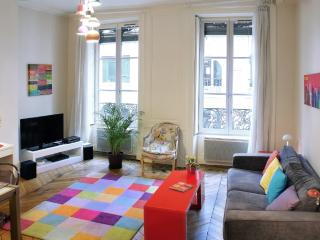 "4* ""Bourgeois"" flat  in the heart of Lyon! - Lyon vacation rentals"