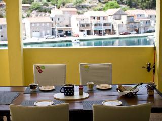 TH01288 Apartments Sanja / Studio A2 - Zirje vacation rentals
