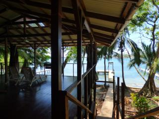 Heliconia EcoHouse jungle-sea stay! - Isla Bastimentos vacation rentals