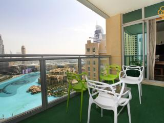 Full fountain View 3 bedroom apartment Downtown - Dubai vacation rentals