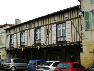 Lovely Studio in Grenade-sur-l'Adour with Toaster, sleeps 2 - Grenade-sur-l'Adour vacation rentals