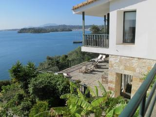 Villa Marlina I, Waterfront, Pool and Beach - Gouvia vacation rentals