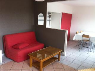 Bright 2 bedroom Saint-Étienne Apartment with Washing Machine - Saint-Étienne vacation rentals