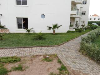 Bright Apartment with Long Term Rentals Allowed and Shared Outdoor Pool - Casablanca vacation rentals
