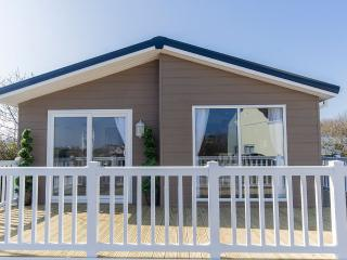 Lovely Cabin with Deck and Television - Benllech vacation rentals