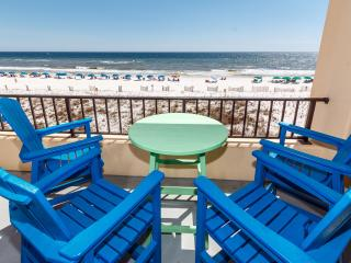 """Surf Dweller Unit 312"" Gorgeous Large Gulf Front Corner Unit! - Fort Walton Beach vacation rentals"