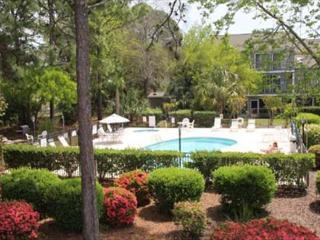 Golf Colony Resort comfortable 2bd/2ba Villa overlooking pool-1J - Myrtle Beach vacation rentals