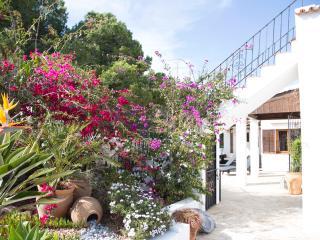Villa with separate apartments,  nr Santa Eulalia - Cala Lenya vacation rentals