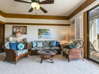 Kiahuna 307-Impressive 1 bd end unit with wonderful interiors-Free car with stays of 7 nights or more - Poipu vacation rentals
