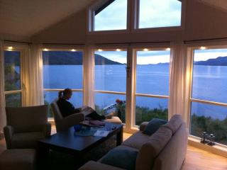 Stunning Panoramic view in Vesteraalen - Sortland vacation rentals