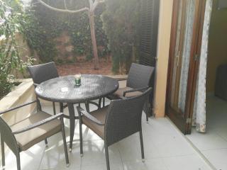Ground floor with terraces/garden Wi-Fi & parking - Cala Ferrera vacation rentals