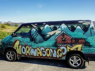 Norwagon - Camper vans in Tromso - Tromsø vacation rentals