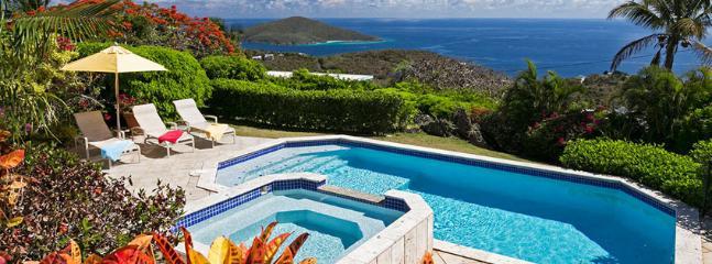 Villa Gardenia 3 Bedroom SPECIAL OFFER Villa Gardenia 3 Bedroom SPECIAL OFFER - Image 1 - Magens Bay - rentals