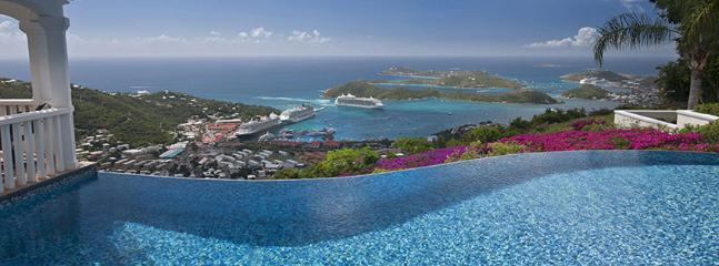 Villa Infinity 4 Bedroom SPECIAL OFFER - Image 1 - Saint Thomas - rentals
