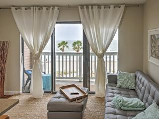 'A Shore Thing' Inviting 1BR Corpus Christi Condo w/Private Patio, Expansive Gulf of Mexico Views & Phenomenal Community Amenities - Direct Beach Access! Close to Restaurants, Aquarium & Downtown Attractions! - Corpus Christi vacation rentals